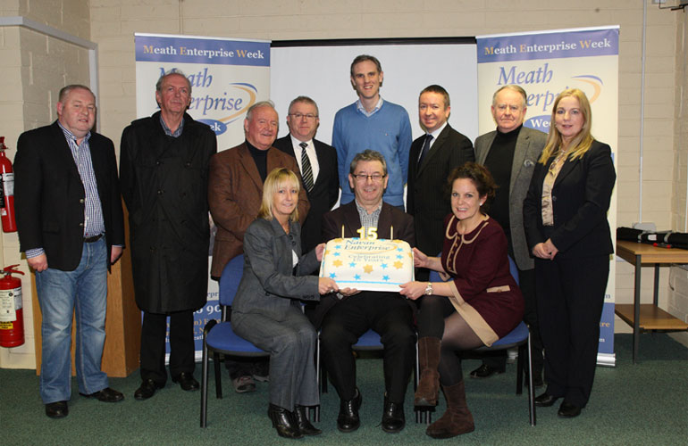 Navan Enterprise Centre celebrates 15 years