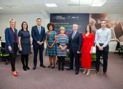 An Taoiseach Leo Varadkar visit to Kells Tech Hub