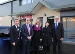 Minister Helen McEntee visits Meath Enterprise